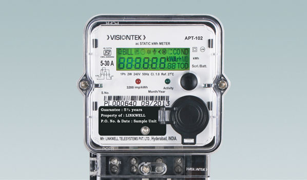 36SM Single Phase Energy Meter