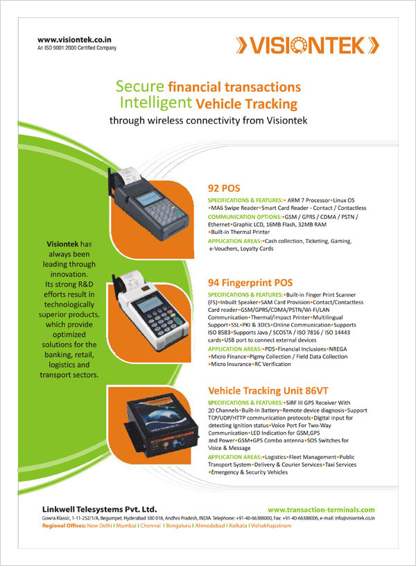 Secure Transactions - Intelligent Tracking
